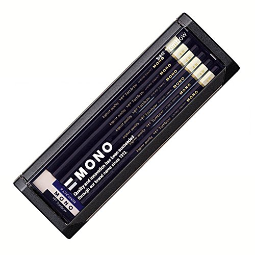 Tombow MONO-R pencil 4B 1dozen