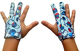 Stop Finger Sucking with Blue Attack Small Ages 2-4 Years Old