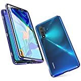 Case for Huawei Nova 5T/Honor 20 Magnetic Cover,360 Degrees