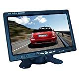 """7 inch Rearview Car LCD Monitor, Buyee Portable 7"""" TFT LCD Digital"""