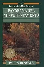 Panarama Del Nuevo Testamento: Survey of the New Testament (Comentario Bíblico Portavoz) (Spanish Edition)