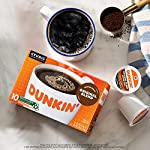 Dunkin' Best Sellers Coffee Variety Pack, 60 Keurig K-Cup Pods 11 Contains 4 boxes of 32 K-Cup pods (128 count total) Original Blend is the coffee that made Dunkin' famous, featuring a rich, smooth taste unmatched by others Medium roast coffee, specially blended and roasted to deliver the same great taste as the brewed Dunkin' coffee available in Dunkin' shops