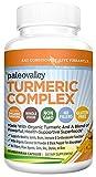 Paleovalley - Organic Turmeric Complex - Full...
