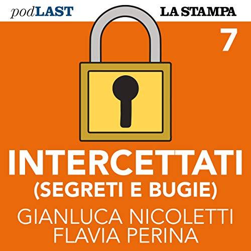 『Amadeus secondo noi (Intercettati, Segreti e bugie 7)』のカバーアート