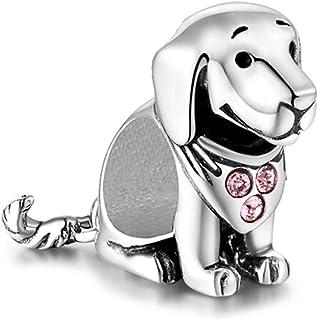 Labrador encanto plata esterlina 141