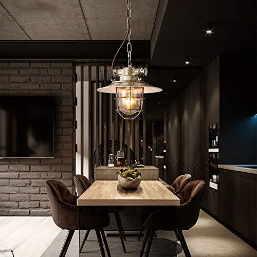 Warm Home Industriële Wind Heeft De Oude Retro Creatieve LED Kroonluchter Kleding Winkel, Restaurant, Café Sealing Lights Nice