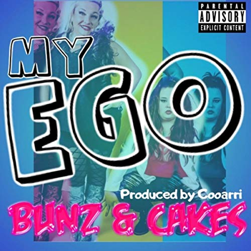 My Ego (feat. Mandy Baby on Fire &a…
