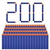 ZWOOS Foam Bullet Darts 7.2cm EVA Blue Foam Darts Recarga de Bala para N-Strike Elite Series...