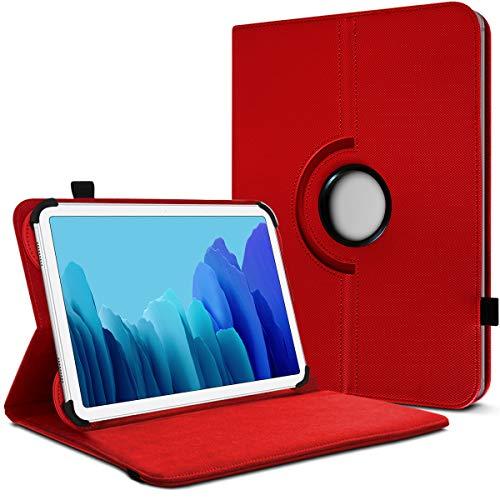 KARYLAX - Funda protectora para tablet Lenovo TaB2 A10-30, color rojo