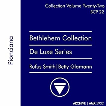 Deluxe Series Volume 22 (Bethlehem Collection): Poinciana