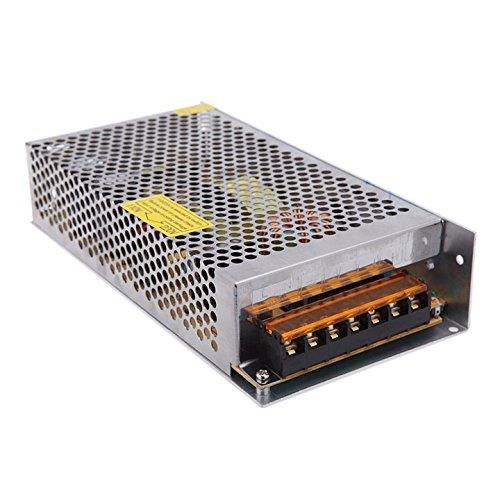 JOYLIT Schaltnetzteil Konverter DC 12V 16.7A 200W Netzteil Transformator für LED Streifen Licht