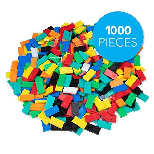 1000 wood dominoes - 4
