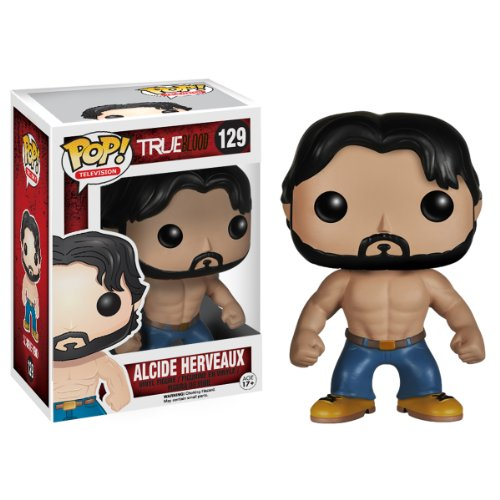 Funko 4070 POP Vinyl True Blood Alcide