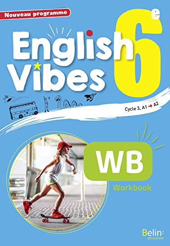 English Vibes 6e workbook