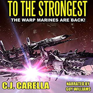 To the Strongest audiobook cover art