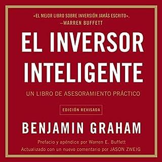 El inversor inteligente [The Smart Investor] audiobook cover art