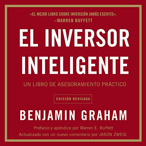 El inversor inteligente [The Smart Investor] audiobook cover art