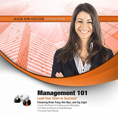 Management 101 audiobook cover art