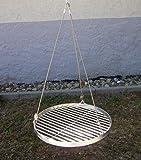 35 cm Grillrost Edelstahl Stababstand 14