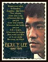 """ブルース・リー(引用)ポスターGet Motivated's Poster 12 x 18"""" [並行輸入品]"""
