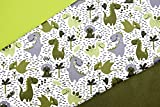 Mrs. Flowers Nr. 043 Gr. M Stoffpaket Jersey = 0,75m Jersey