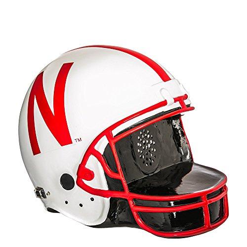 Team Sports America Nebraska Huskers Helmet Bluetooth Speaker