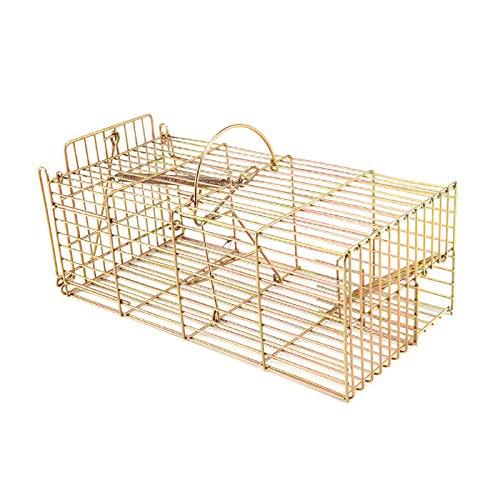 Xpork 24 Inch Heavy Duty Rat Squirrel Cage Trap Live Catch Humane No Poison...