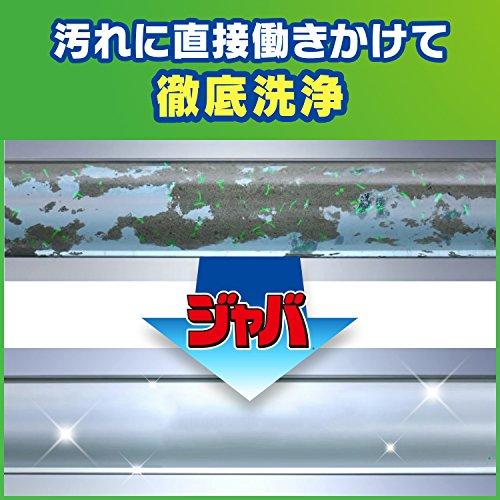『お風呂 浴槽 掃除 洗剤 スクラビングバブル 120g 風呂釜洗浄剤 ジャバ 2つ穴用 おふろの洗剤 除菌』の5枚目の画像