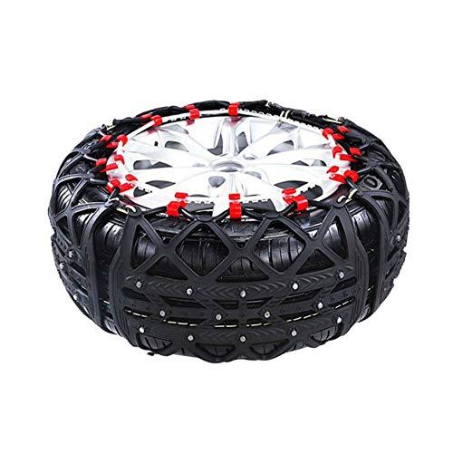 WTDlove Auto Reifen Anti-Rutsch-Kette...