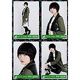 欅坂46 黒い羊 ジャケット写真衣装 ランダム生写真 4種コンプ 平手友梨奈
