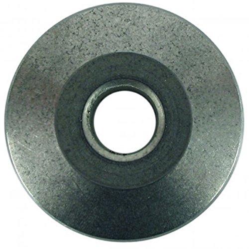 HaWe 310.02 Ruedas de metal duro para cortador de azulejos 15 x 3 x 5 mm con eje