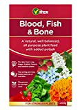 Vitax 1.25Kg Blood Fish and Bone Fertiliser