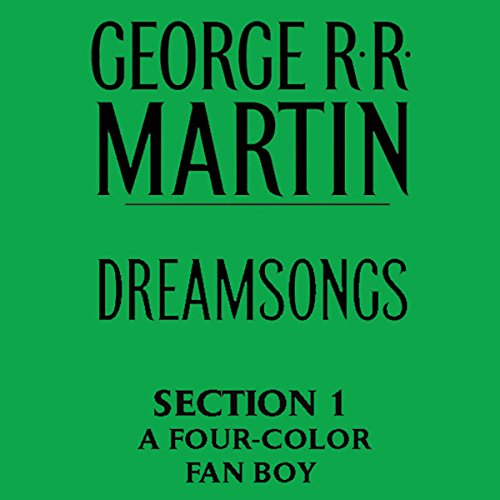 Dreamsongs, Section 1 audiobook cover art