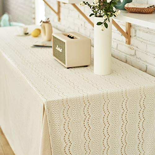 American Pastoral Fresh Geometric Printing Table Runner Shoe Cabinet Small Cover Cloth Tv Cabinet Tablecloth Farmhouse Table Decoration 40x280cm