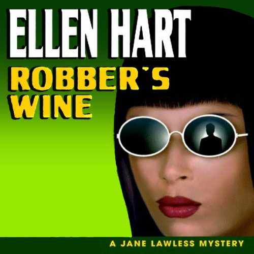 Robber's Wine audiobook cover art