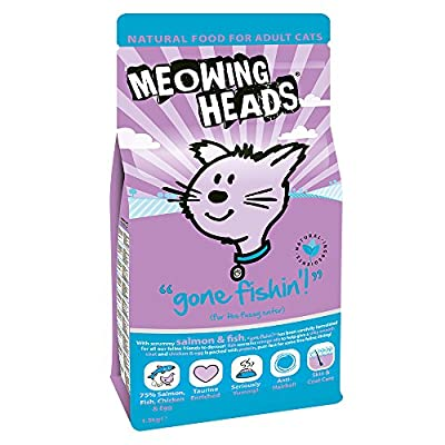 Meowing Heads from Meowing Heads