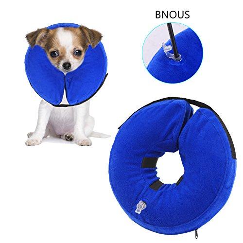 PetAZ Pet Recovery Inflatable Collar, Comfortable...