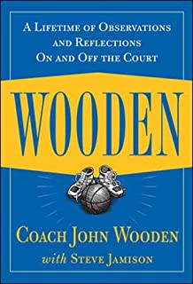 Wooden: A Lifetime of Observations and Reflections On and Off the Court (0809230410)   Amazon price tracker / tracking, Amazon price history charts, Amazon price watches, Amazon price drop alerts
