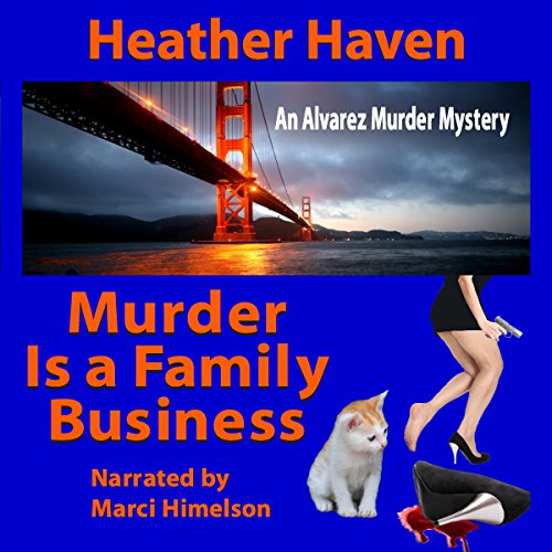 Murder Is a Family Business cover art