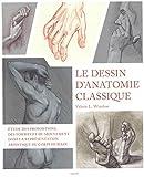 Le dessin d'anatomie classique - Proportions, mouvement et morphologie dans la représentation artistique du corps humain