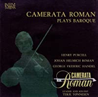 Camerata Roman Plays Baroque
