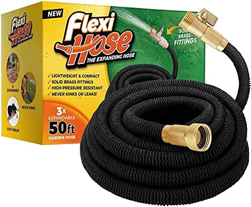 Flexi Hose – Lightweight Expandable No Kink Garden Hose