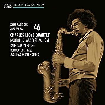 Swiss Radio Days Jazz Series Vol. 46: Charles Lloyd Quartet, Live at Montreux Jazz Festival 1967