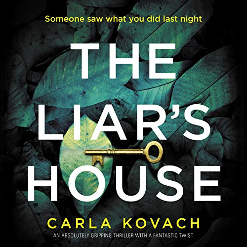 The Liar's House audiobook cover art