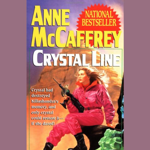 Crystal Line                   By:                                                                                                                                 Anne McCaffrey                               Narrated by:                                                                                                                                 Adrienne Barbeau                      Length: 2 hrs and 51 mins     241 ratings     Overall 4.4