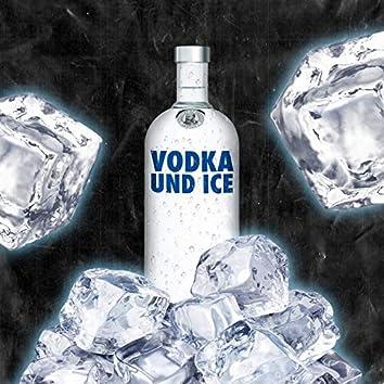 Vodka und Ice