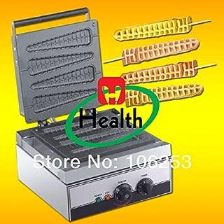 Hot Sale 220V/110V Electric Lolly Waffle Maker Machine