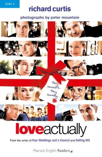 Penguin Readers: Level 4 LOVE ACTUALLY (MP3 PACK) (Pearson English Graded Readers)