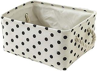 Panier à linge XINYALAMP Panier de Rangement Boîte de Rangement en Toile, Pliable Toy Box, for la lessive Boîte de Rangeme...