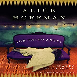The Third Angel     A Novel              Auteur(s):                                                                                                                                 Alice Hoffman                               Narrateur(s):                                                                                                                                 Nancy Travis                      Durée: 7 h et 44 min     1 évaluation     Au global 4,0
